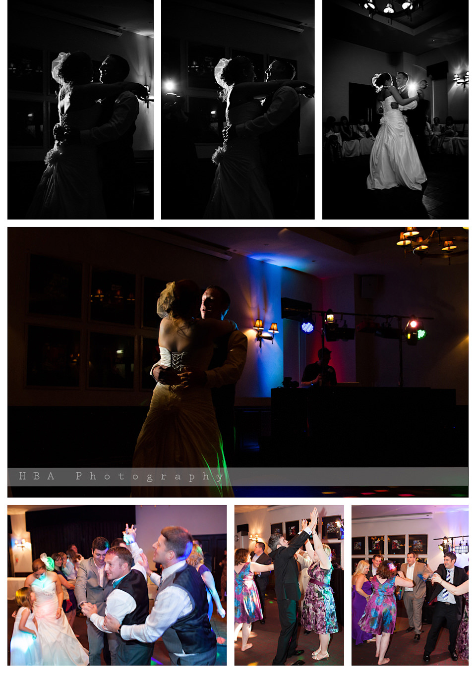 The wedding of Sam & Alan at New Place, Southampton. By contemporary photographers HBA Photography. The evening reception