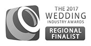 The Wedding Industry Awards finalist logo