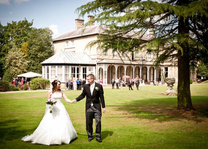 Derbyshire Wedding Venue Newton Park Solney Weddings And Photos