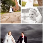 Wedding photography at Christ Church Lichfield and The Riverside, Branston. By Derbyshire wedding photographers HBA Photography