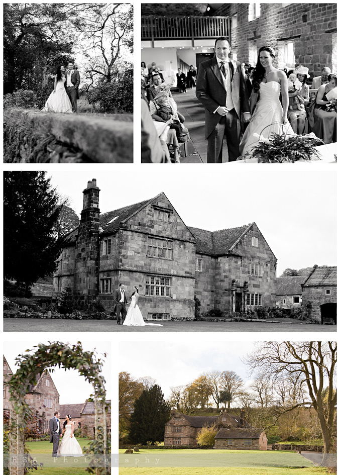 Wedding photography at The Ashes wedding venue.