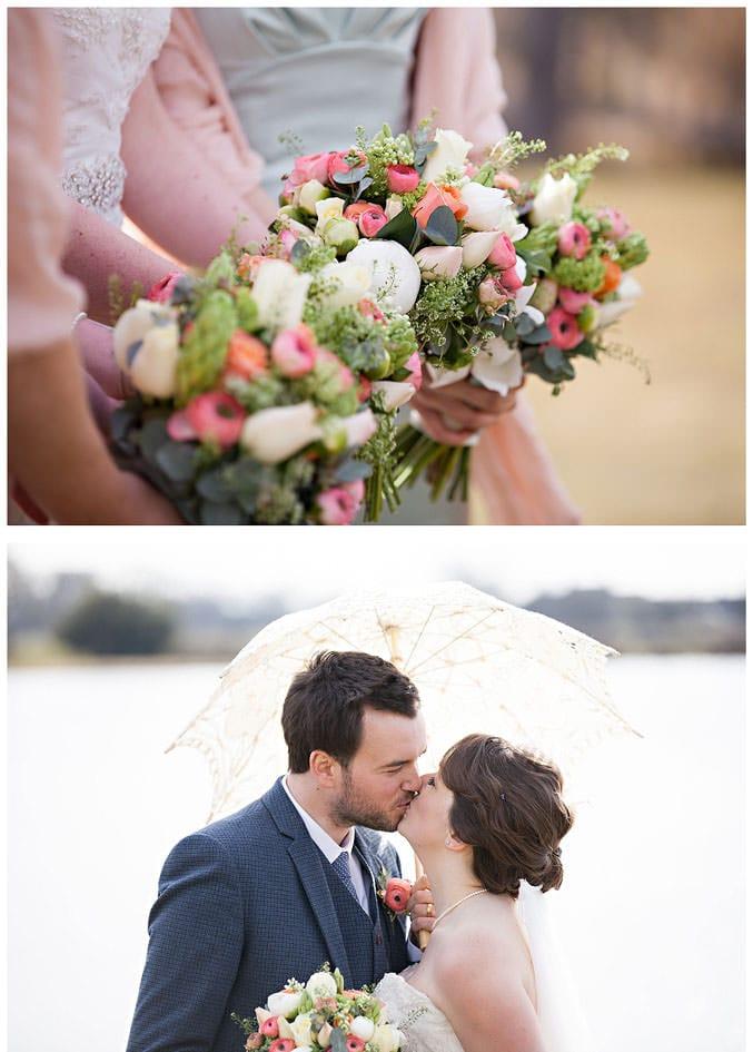 Chris Amp Rachel S Wedding At Sandhole Oak Barn Hba