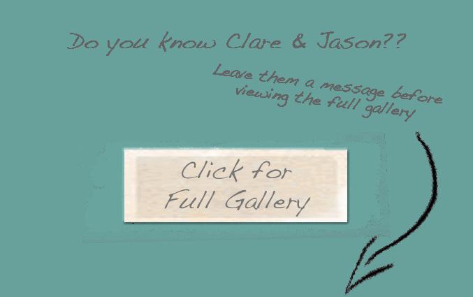 Clare & Jason