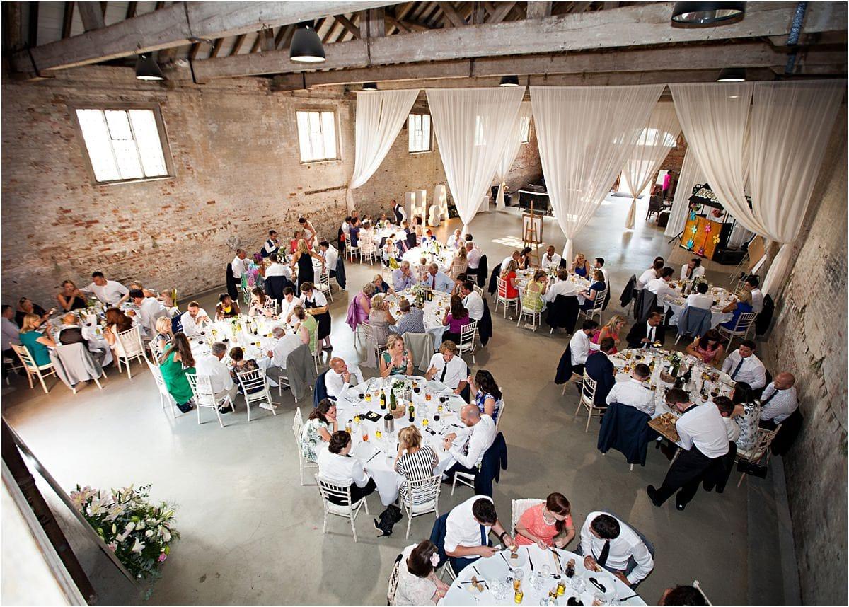 The Riding School At Calke Abbey Wedding Photos Hba