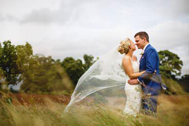 The Riding School at Calke Abbey wedding photos