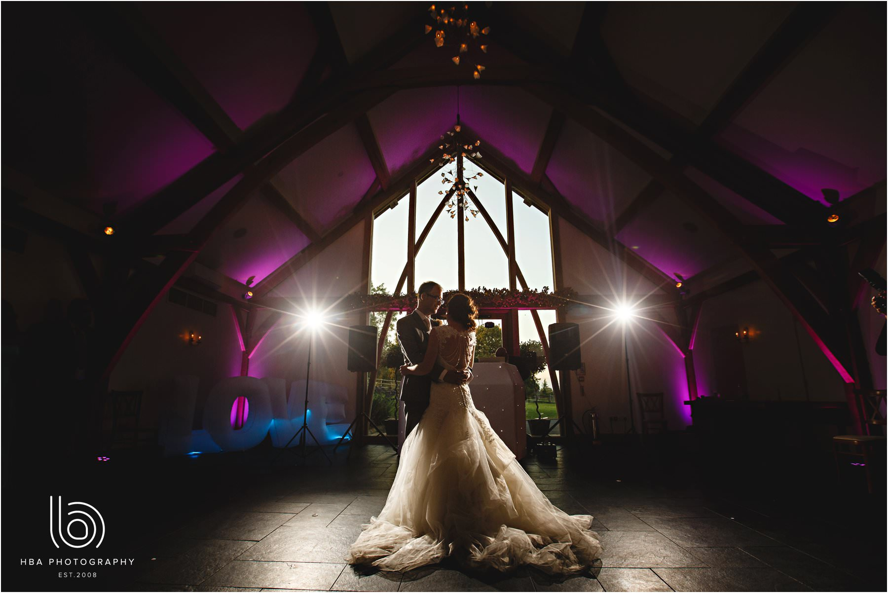 the first dance at mythe barn