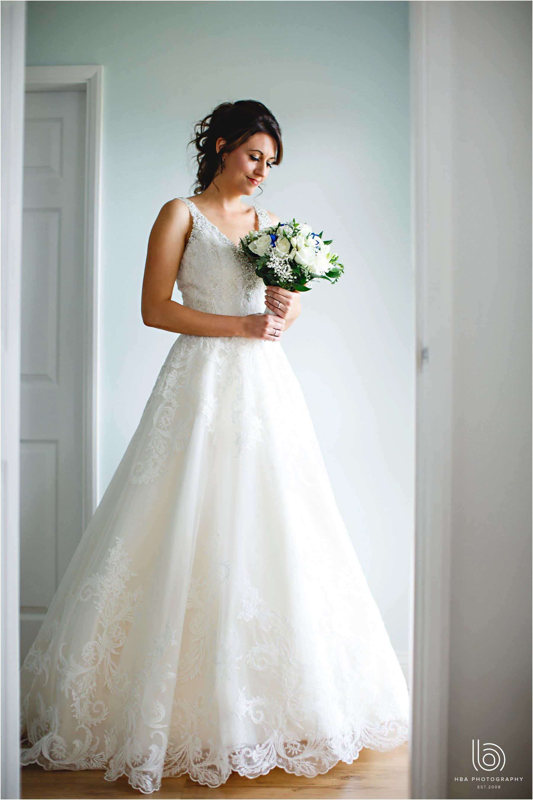 the bride full length