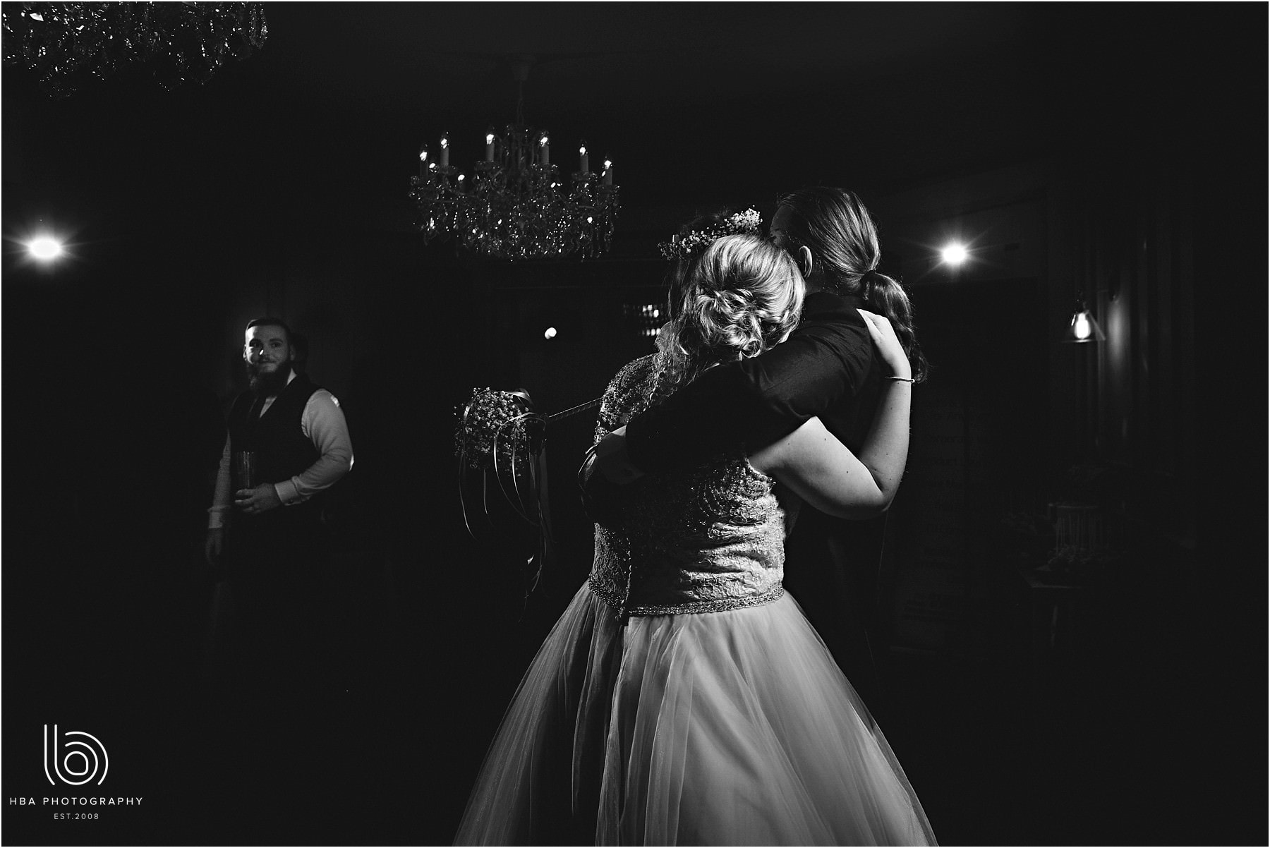 the bride dancing with her dad