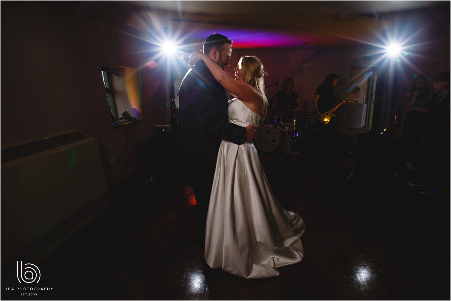 the bride & groom's first dance!!