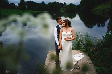 Osmaston Park wedding photos