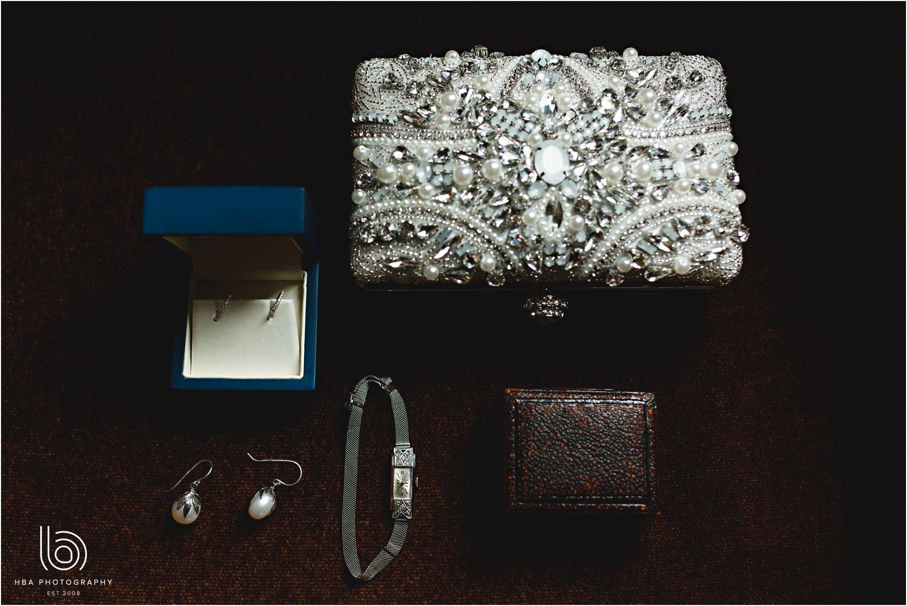 the brides accessories