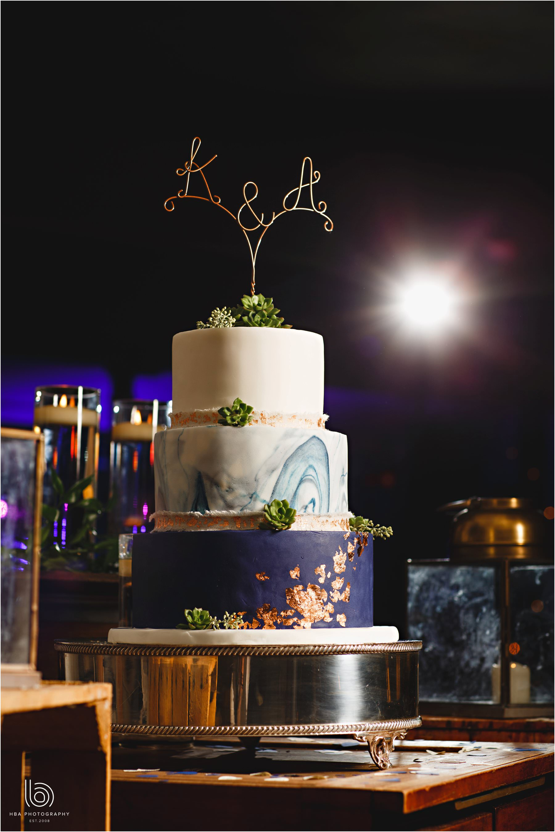the wedding cake at the west mill