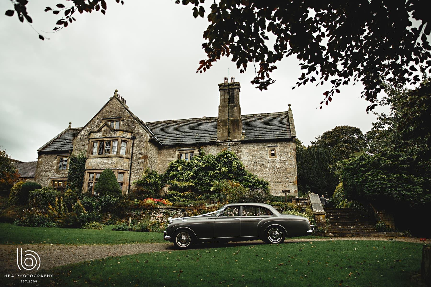 Hartington Hall wedding venue
