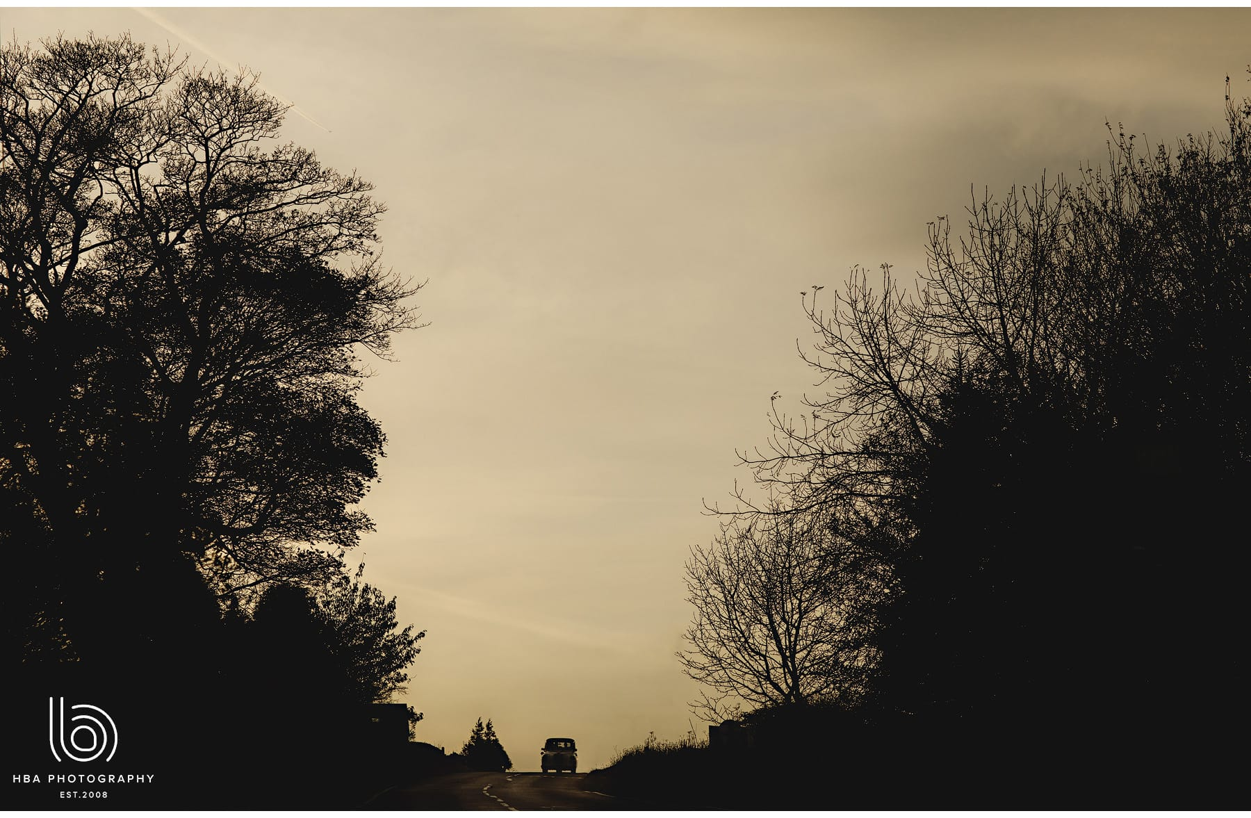 a cloudy autumnal sky