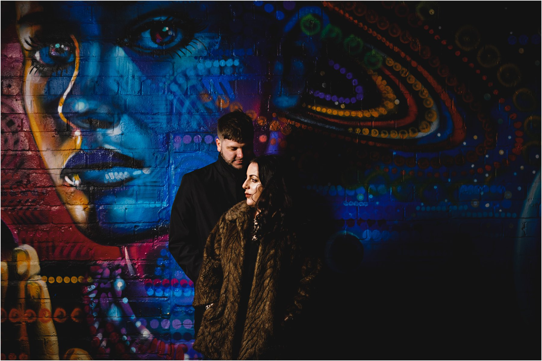 engagement shoot in Birmingham