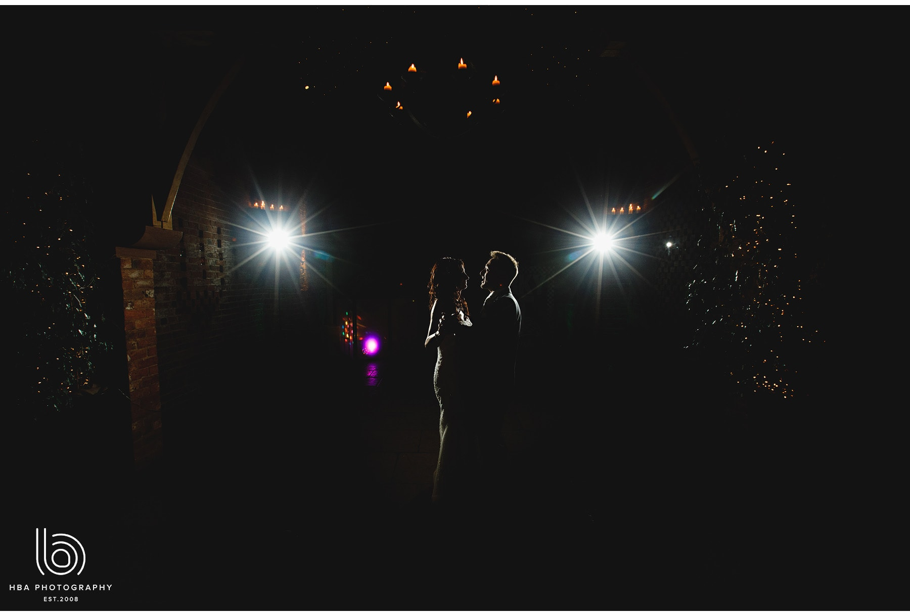 the bride & groom's first dance at Shustoke