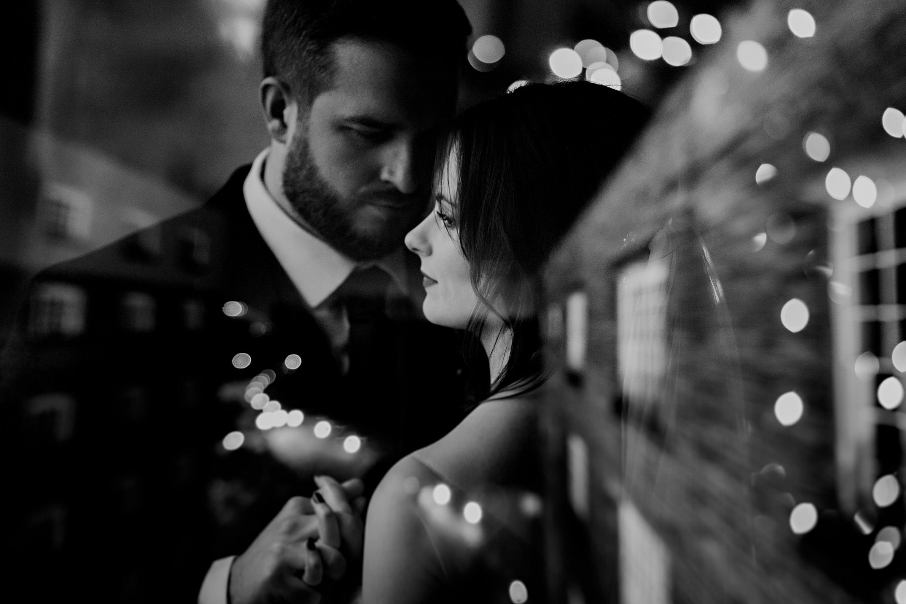 intimate bridal portraits at the west mill derbyshire