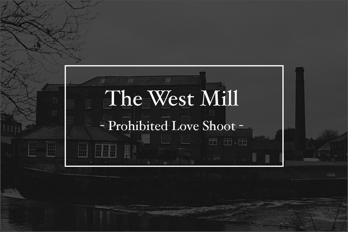 The West Mill Wedding Venue in Derbyshire