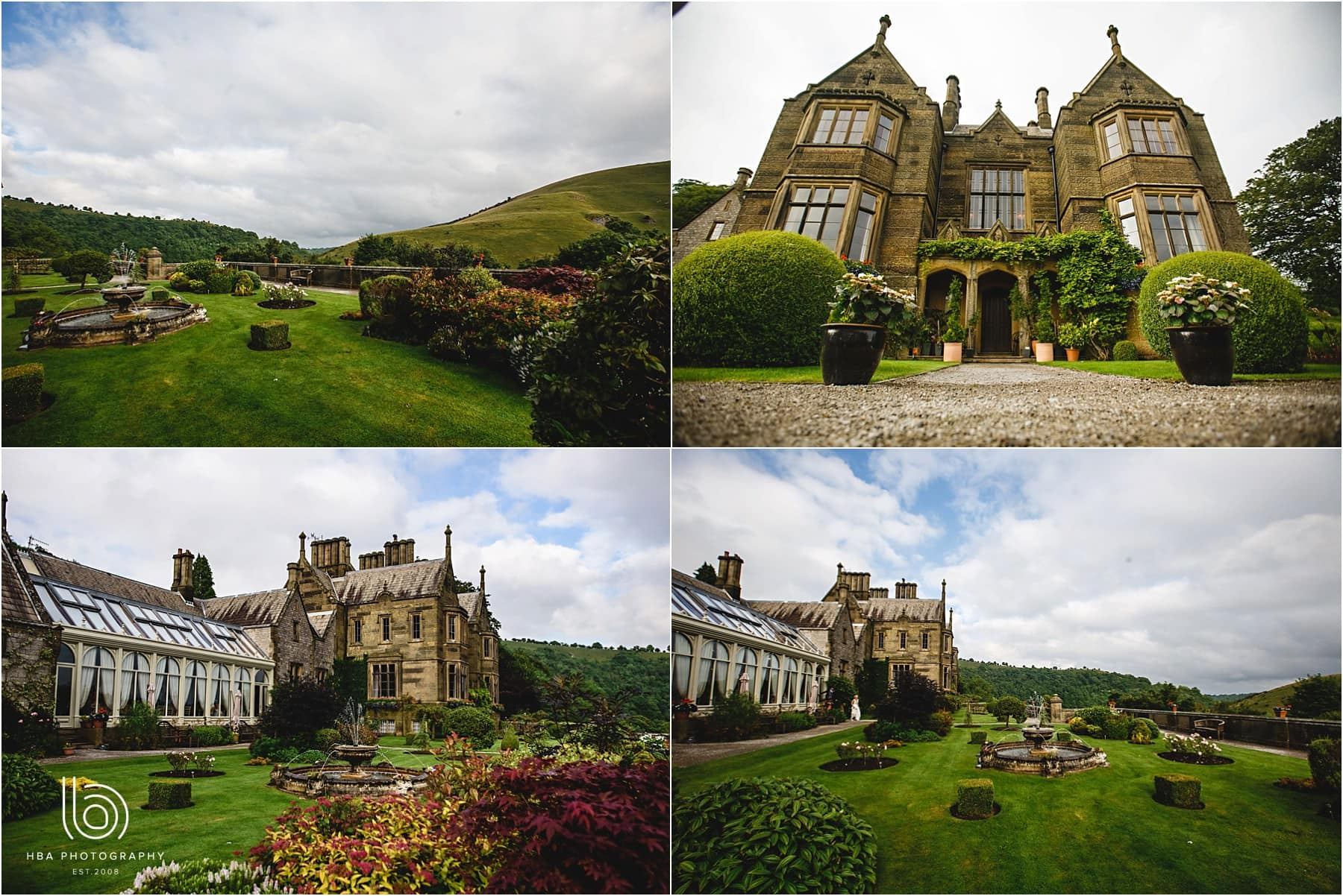 photos of Cressbrook Hall