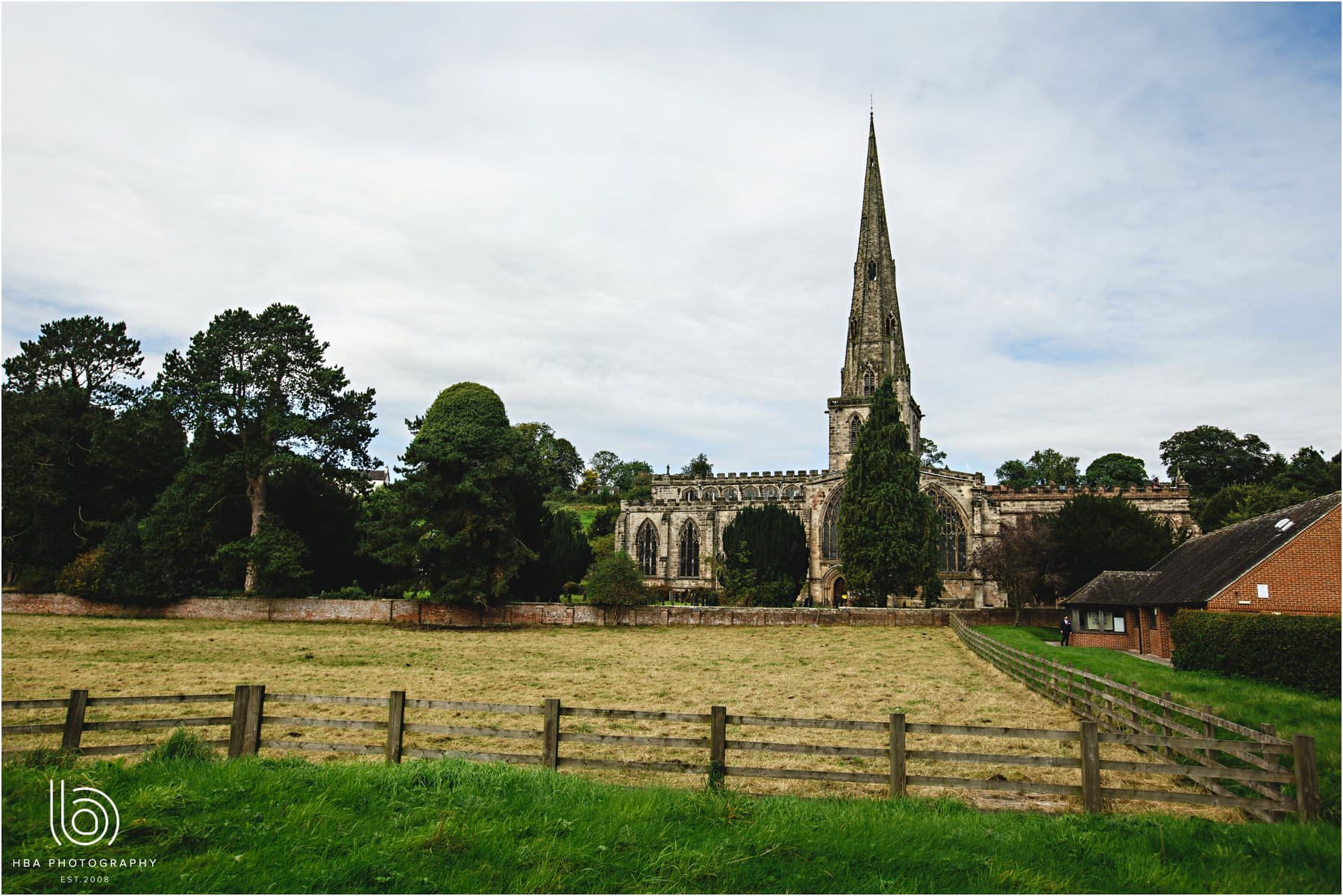 st oswalds church in ashbourne
