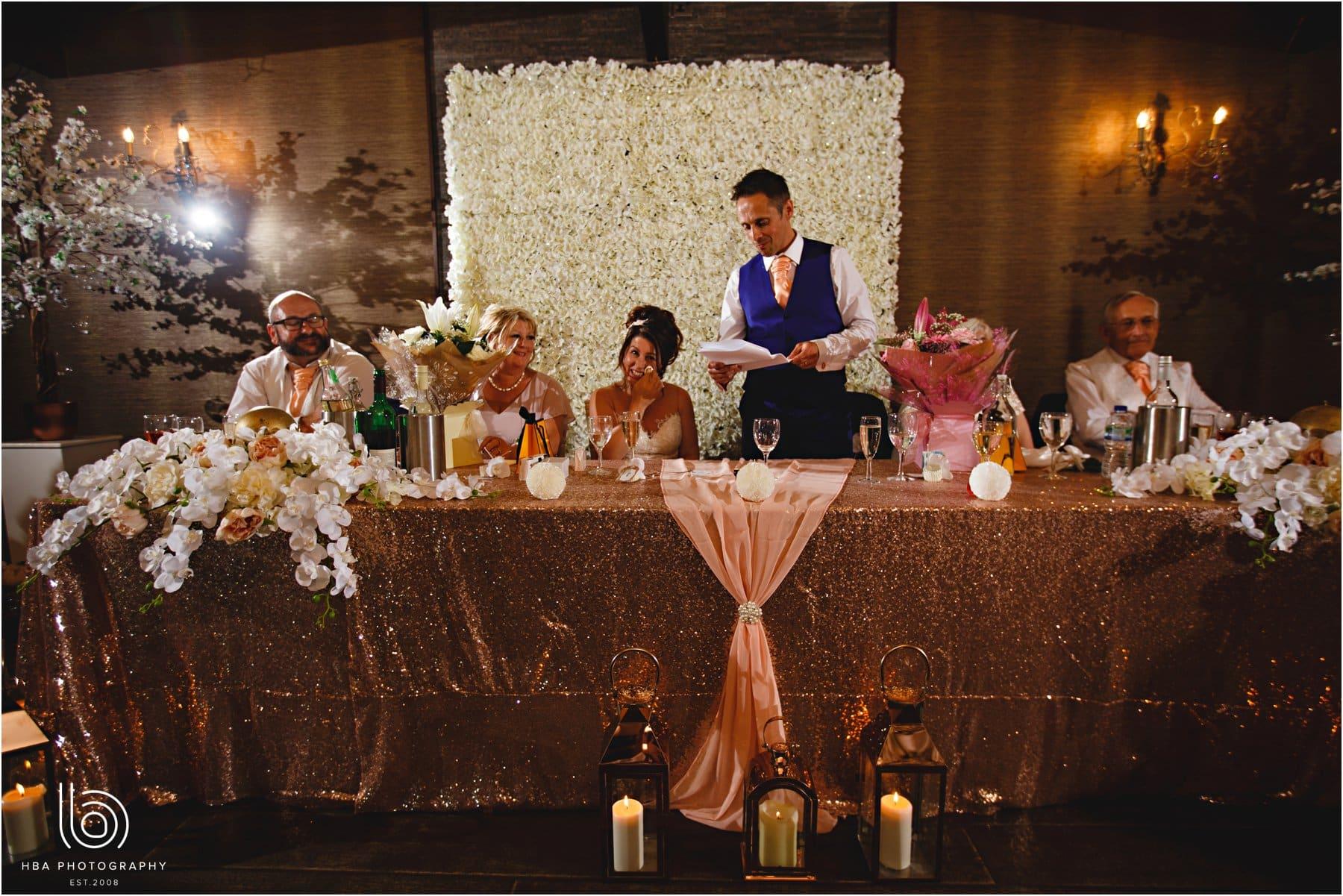 A Goosedale wedding