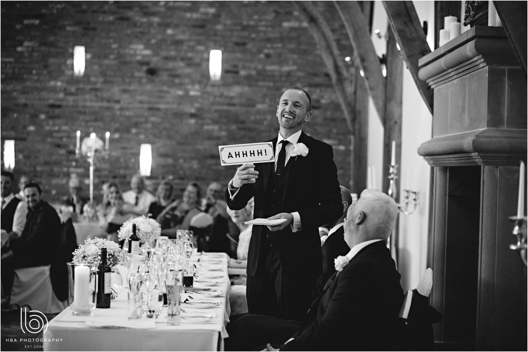 the best man's speech