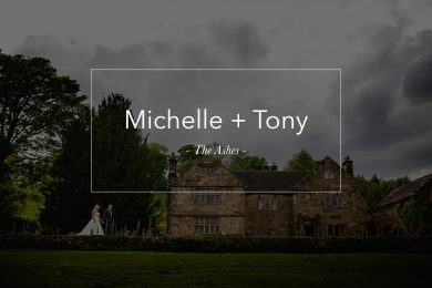 The ashes wedding venue photos
