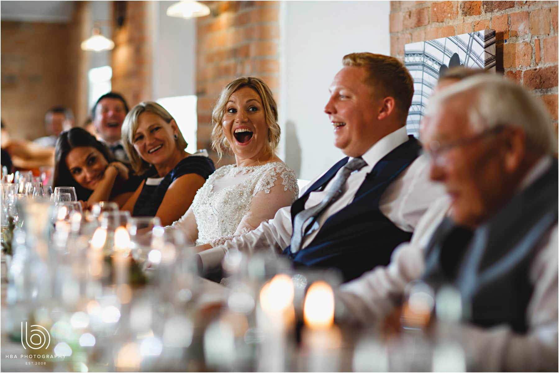 the wedding speeches at the west mill