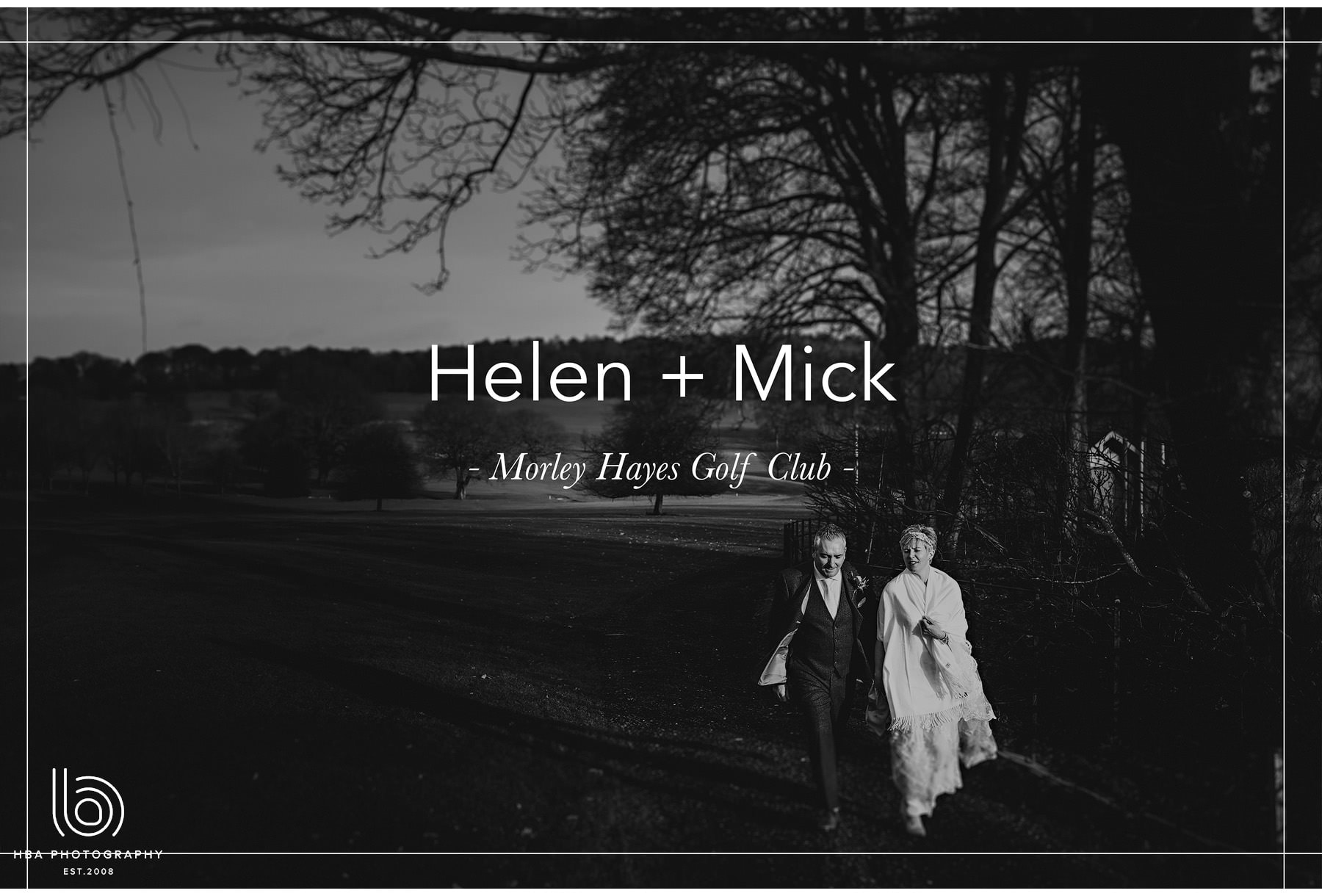 A morely Hayes wedding