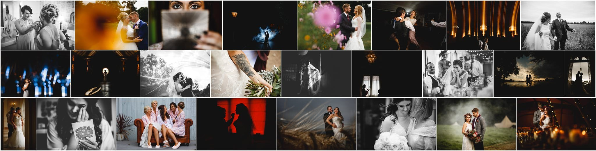 Best wedding photos of 2017 in Derbyshire by HBA Photography