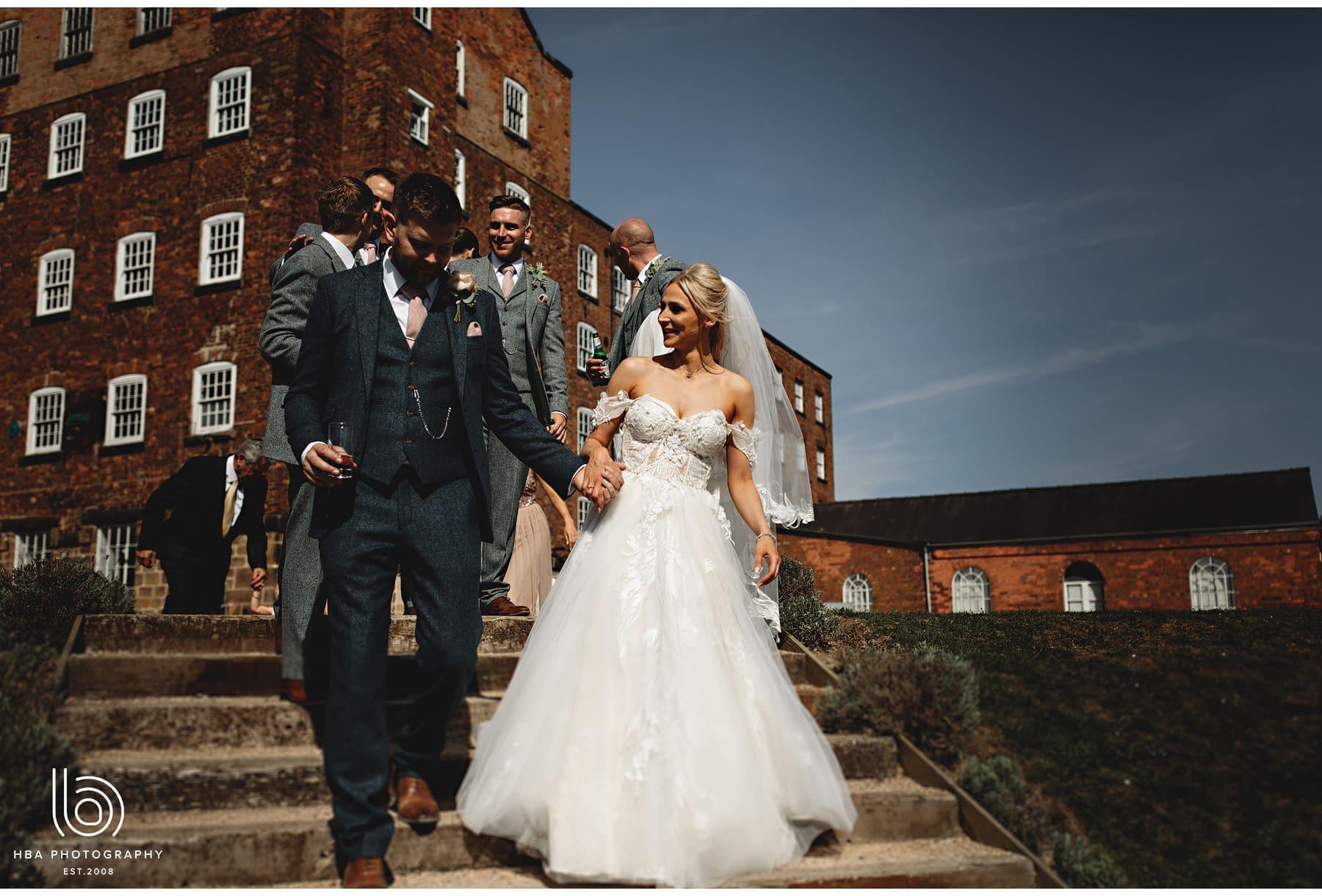 Alternative_west_Mill_Wedding_Venue_Photography_Derbyshire_ 0074