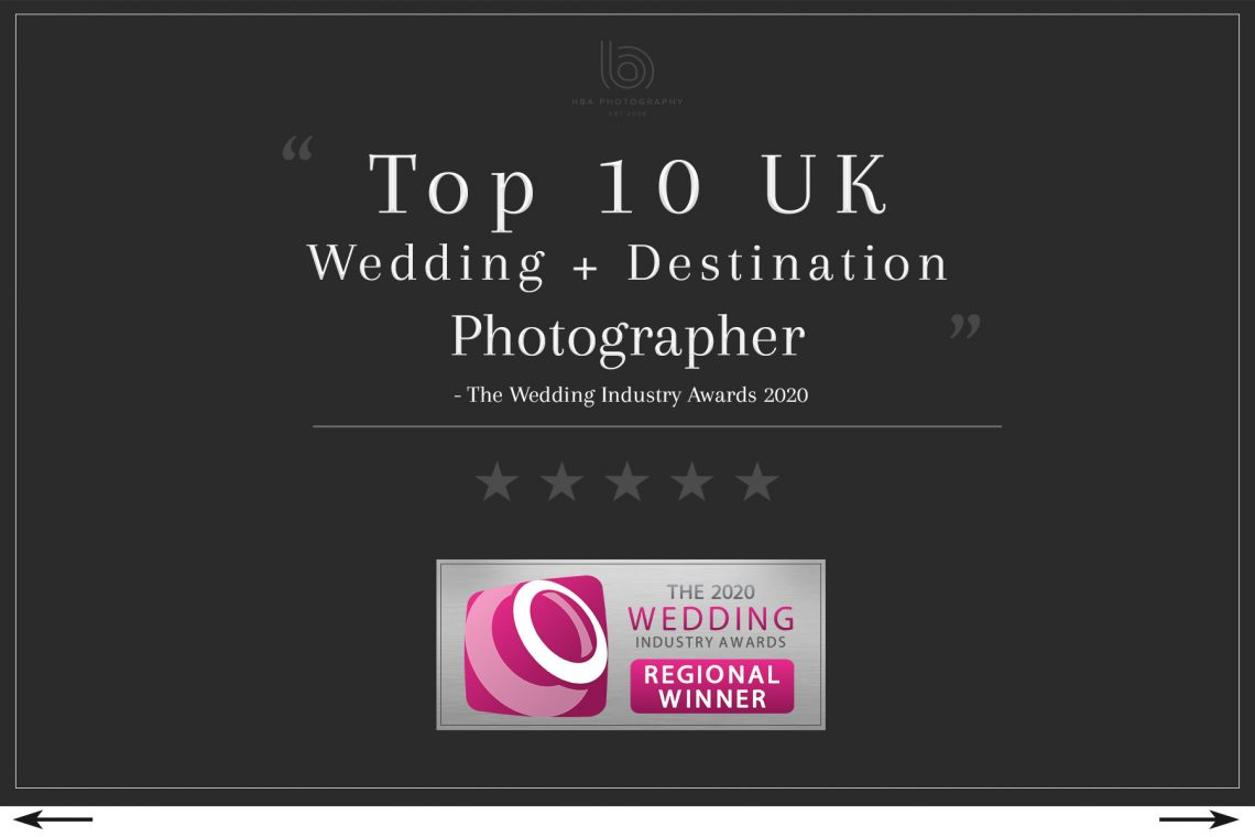 awards logos for uk wedding photographer of the year