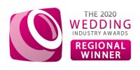 Derbyshire wedding photographers win the big wedding award for the region